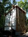 Westville Low-Load House Construction (Asheville, North Carolina, USA)
