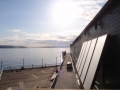 Seattle Aquarium Solar Hot Water Side View