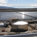 Molten Salt Solar Storage Tanks in Spain