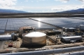 Molten Salt Storage Tank in Spain Solar Plant
