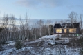 BrightBuilt Barn Prefab Is Net Zero (Maine, USA)