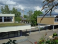 Unterensingen School Vegetated Roof