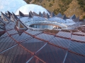 Eden Project Core Roof