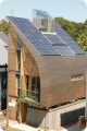 Lighthouse Zero Energy Home Solar Panels