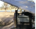 Water Filter Mobile in Iraq