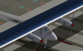 Solar Impulse Airplane Solar Wing Panels