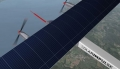 Solar Impulse Airplane Wing