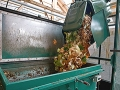 Ohio University Composter Food Waste