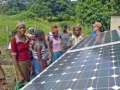 Solar Electric Light Fund Benin PVs