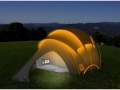 Camping Solar Glowing Tent