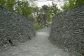 Hoshino Wedding Chapel Stone Walls