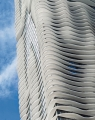 Aqua Tower Curved Balconies
