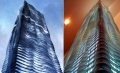 Rippling Tower Undulates in Chicago