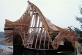 Sea Ranch Construction Roof Frame