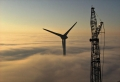 Enercon Giant Wind Turbine Produces Seven MW