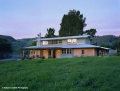 Straw Bale Home Is Passive Solar