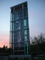 UBC Regent Wind Tower Dusk