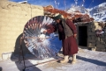 Solar Cooking India Ladakh