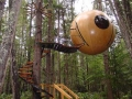 Treehouse Free Spirit Sphere