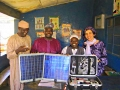Solar Suitcase Distribution