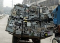 E-Waste Overlaod Truck China