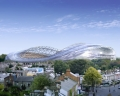 Aviva Stadium Lets Sun Shine In, Through