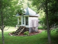Tiny House Is Passive Solar (North Carolina)