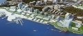 Dockside Green Aerial Rendering