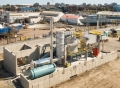 Dockside Green Biomass Plant Construction
