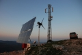 Cell Towers Combine Solar & Wind Power