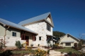 Texas Limestone Builds Suburban EcoHouse