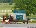 Kentucky Horse Park Entry Sign