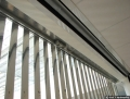 Genzyme Center Louvered Blinds