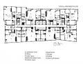Twelve West Residential Floor Plan