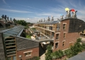 BedZED Works Towards Zero Energy (UK)