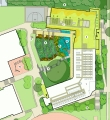 Sidwell Friends Middle School Site Plan