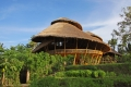 Bali Green School Designed with Bamboo