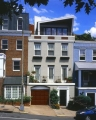 Meridian View Rowhouse with Solar Chimney