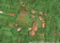 Bali Green School Satellite Image