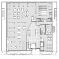 South Jamaica Library NYC Floor Plan