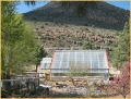 Mountain Meadow Farm Bioshelter in Flagstaff, Arizona