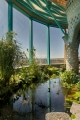 Earthship Indoor Pond
