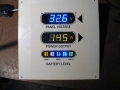 Solar Charging Station LED Display Panel