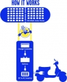 Solar Charging Station Diagram