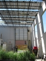 Green Building Louisville Indoor Outdoor PVs