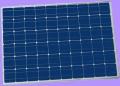 Monocrystalline Solar Panel by Sharp
