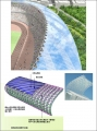 Taiwan Solar Stadium Illustration