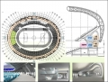 Taiwan Solar Stadium Renderings