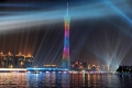 Canton Tower Night Lights