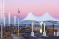 Denver Airport's Greenest Parking Facility